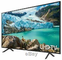 Samsung UE70RU7020 75 Inch 4K Ultra HD Smart WiFi HDR LED TV Black