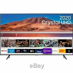 Samsung UE70TU7100 70 Inch TV Smart 4K Ultra HD LED Freeview HD 2 HDMI