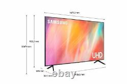 Samsung UE75AU7100 75 Inch 4K Crystal Ultra HD HDR Smart WiFi LED TV