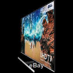 Samsung UE75NU8000 NU8000 75 Inch 4K Ultra HD A Smart LED TV 4 HDMI