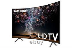 Samsung UN55RU7300FXZA Curved 55-Inch 4K UHD 7 Series Ultra HD Smart TV with HDR