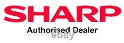 Sharp 40 Inch 4K Ultra HD Smart LED TV Netflix Freeview Play Prime HDMI