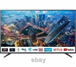 Sharp 50 Inch Smart 4K Ultra HD HDR LED TV with Freeview Play Netflix HDMI