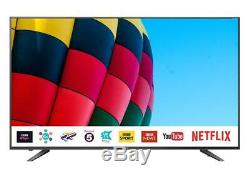 Sharp LC-60UI7652K 60 Inch 4K Ultra HD Smart LED TV with Freeview HD