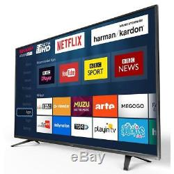 Sharp Large 65 Inch 4K Ultra HD Smart TV Internet Wifi UHD Television Freeview