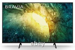 Sony 43 Inch KD43X7052PBU Smart 4K Ultra HD HDR WiFi Freeview HD Smart LCD TV