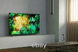 Sony 43 Inch KD43XH8196BU Smart 4K Ultra HD HDR WiFi Freeview HD Android LCD TV