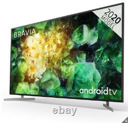 Sony 55 Inch KD55XH8196BU Smart 4K Ultra HD HDR WIFI READ