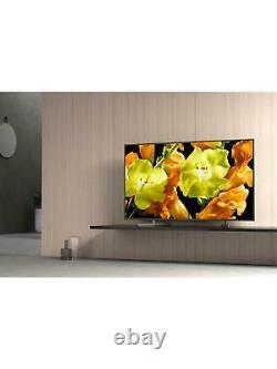 Sony BRAVIA 65 inch, 4K Ultra HD, HDR, Android Smart TV Black KD65XG81