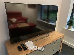 Sony BRAVIA KD55X8509C 55 inch 4K Ultra HD 3D LED Smart TV