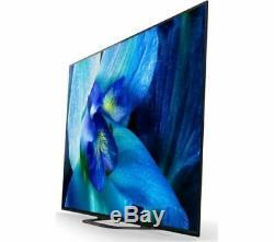 Sony Bravia 65 Inch Smart 4K Ultra HD HDR OLED TV KD65AG8