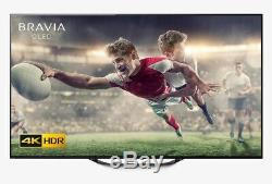 Sony Bravia KD55AG8BU 55 Inch SMART 4K Ultra HD HDR OLED Android TV Freeview HD