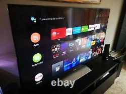 Sony Bravia KD55XD8005 55-Inch Android 4K HDR Ultra HD Smart LED TV Used