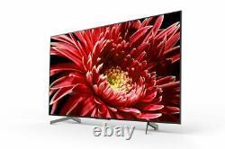 Sony Bravia KD65XG85 65 Inch 4K Ultra HD HDR Smart WiFi LED TV Black