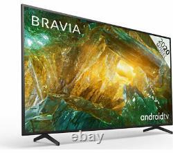 Sony Bravia KD75XH8096BU 75 Inch Smart 4K Ultra HD HDR LED TV C Grade