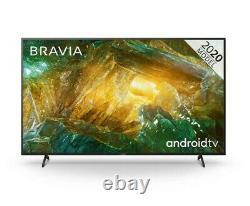 Sony High Quality KD85XH8096BU Bravia 85 Inch TV Smart 4K Ultra HD LED Black