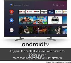Sony KD43XH8196BU 43 Inch 4K Ultra HD HDR Smart WiFi LCD TV