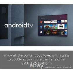 Sony KD55AG9BU 55 Inch TV Smart 4K Ultra HD OLED Analog & Digital Dolby Vision