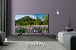 Sony KD55XF7003BU 55 Inch 4K Ultra HD Freeview HD HDR Smart WiFi LED TV Black