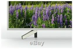 Sony KD55XF7073SU 55 Inch 4K Ultra HD HDR Freeview HD Smart WiFi LED TV Silver