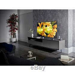 Sony KD55XG8196ABU Bravia XG81 55 Inch TV Smart 4K Ultra HD LED Freeview HD 4