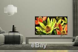 Sony KD60XF8305BU 60 Inch 4K Ultra HD HDR Smart WiFi LED TV Black