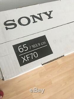 Sony KD65XF7003BU XF70 65 Inch Smart LED TV 4K Ultra HD Certified 3 HDMI