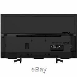 Sony KD65XG7003ABU Bravia XG700 65 Inch TV Smart 4K Ultra HD LED Freeview HD 3