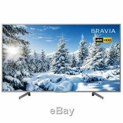 Sony KD65XG7073ASU Bravia XG707 65 Inch TV Smart 4K Ultra HD LED Freeview HD 3