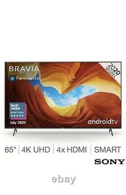 Sony KD65XH9005BU 65 Inch 4K Ultra HD Smart Android TV
