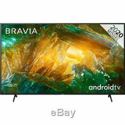 Sony KD75XH8096BU Bravia XH80 75 Inch TV Smart 4K Ultra HD LCD Freeview HD 4