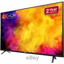 TCL 43DP628 43 Inch 4K Ultra HD A Smart LED TV 2 HDMI