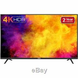 TCL 55DP628 55 Inch 4K Ultra HD A+ Smart LED TV 3 HDMI