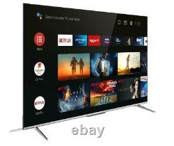TCL 55P715K 55 Inch Ultra Slim 4K HDR Smart Android TV Wi-Fi & 2 Year Warranty