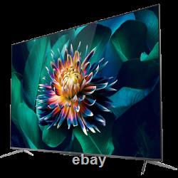 TCL 65C715K 65 Inch TV Smart 4K Ultra HD QLED Freeview HD 3 HDMI Dolby Vision