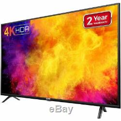 TCL 65DP628 65 Inch 4K Ultra HD A+ Smart LED TV 3 HDMI