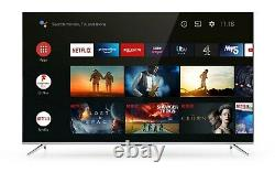 TCL 65P715K 65 Inch Ultra Slim 4K HDR Smart Android TV Wi-Fi & 2 Year Warranty