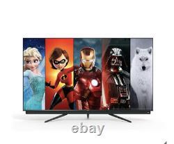 TCL 75C815K 75 Inch TV Smart 4K Ultra HD QLED 3 HDMI Dolby Vision Bluetooth