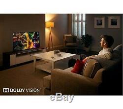 TOSHIBA 50 inch Smart 4K Ultra HD HDR LED TV (Resolution 3840 x 2160)