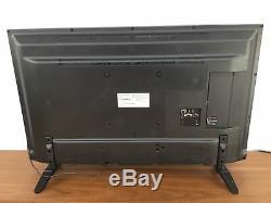 Techwood 43AO6USB 43 Inch 4K Ultra HD 2160p Smart LED TV Black A+ Rated