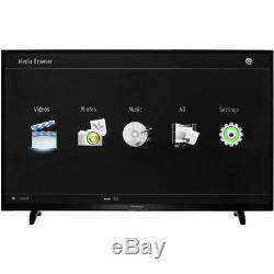 Techwood 55AO6USB 55 Inch 4K Ultra HD A+ Smart LED TV 3 HDMI