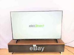 Techwood 65AO6USB 65 Inch Smart 4k Ultra HD Television Black A+ Rated