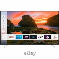 Techwood 65AO8UHD 65 Inch TV Smart 4K Ultra HD LED Freeview HD 3 HDMI WiFi