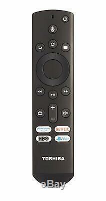 Toshiba 43LF621U19 43-inch 4K Ultra HD Smart LED TV HDR Fire TV Edition