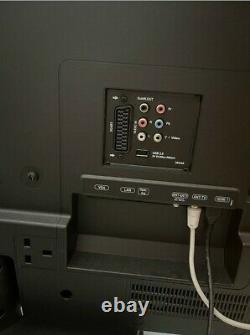 Toshiba 49-Inch 4K Ultra HD Smart LED WLAN TV (2017 Model) Energy A+