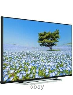 Toshiba 49 inch 49U5766DB 4K Ultra HD Smart TV with Freeview HD and Freeview