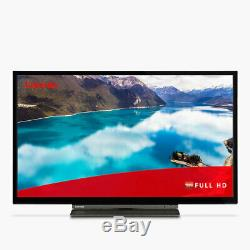 Toshiba 49VL3A63DB 49 Inch Smart 4K Ultra HD LED TV Freeview Play USB Recording