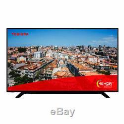 Toshiba 55U2963DBT 55 Inch Smart 4K Ultra HD LED TV Freeview Play USB Recording