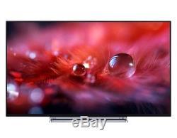 Toshiba 55U5766DB 55 Inch SMART 4K Ultra HD LED TV Freeview Play USB Recording