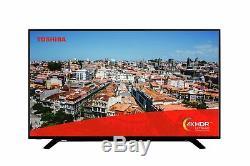 Toshiba 58U2963DB 58 Inch 4K Ultra HD HDR Smart WiFi LED TV